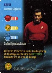Lieutenant Chip Carter