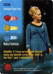 Lieutenant Karen Tracy