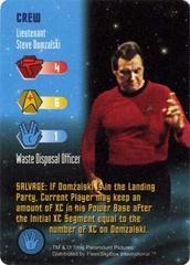 Lieutenant Steve Domzalski