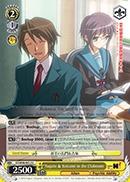 Nagato & Koizumi in the Clubroom - SY/W08-E012 - U