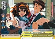 Haruhi Suzumiyas Good News - SY/W08-E023 - CR