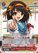 SOS Brigade Leader, Haruhi - SY/W08-E052 - RR
