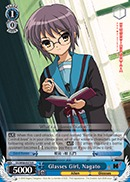 Glasses Girl, Nagato - SY/W08-E079 - R