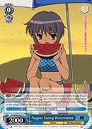 Nagato Eating Watermelon - SY/W08-E091 - C