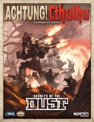 Achtung! Cthulhu RPG Secrets of the Dust Sourcebook