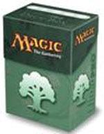 Magic the gathering Ultra Pro Green Mana Deck Box