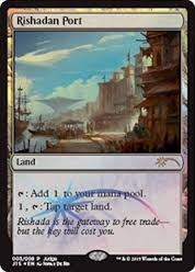 Rishadan Port - Foil DCI Judge Promo