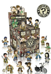 Funko The Walking Dead Mystery Minis Series 3 Mini-Figure Display Box 12 Pieces