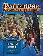 Pathfinder Adventure Path #101: Hell's Rebels Part 5 - The Kintargo Contract