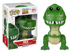Funko Pop! - Toy Story - #171 - Rex (20th Anniversary)