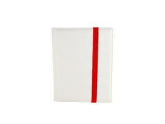 The Dex Binder 9 - White