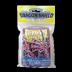 Dragon Shield - Small - 50ct - Fusion
