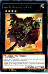 Gagaga Cowboy - WIRA-EN043 - Rare - 1st Edition on Channel Fireball
