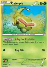 Caterpie - 3/83 - Common