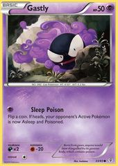 Gastly - 33/83 - Common