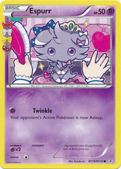 Espurr - RC14/32 - Common on Channel Fireball