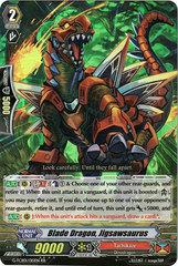 Blade Dragon, Jigsawsaurus - G-TCB01/015EN - RR on Channel Fireball
