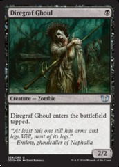Diregraf Ghoul on Channel Fireball