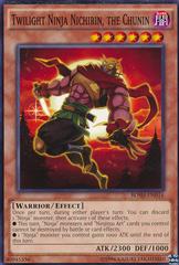 Twilight Ninja Nichirin, the Chunin - BOSH-EN016 - Common - Unlimited Edition