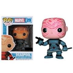 Marvel Series - #29 - Deadpool Unmasked (X-Force)