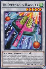 Hi-Speedroid Hagoita - BOSH-EN049 - Rare - Unlimited Edition