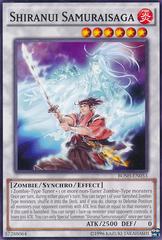 Shiranui Samuraisaga - BOSH-EN053 - Common - Unlimited Edition