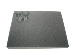 Battlefoam Pluck Foam Tray - Large - 2