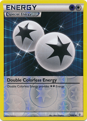 Double Colorless Energy - 74/83 - Uncommon - Reverse Holo