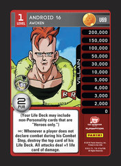 Android 16, Awoken - U069 - Foil