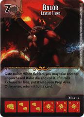 Balor - Lesser Fiend (Die & Card Combo)