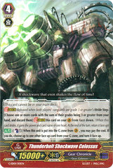 Thunderbolt Shockwave Colossus - G-SD01/001 on Channel Fireball