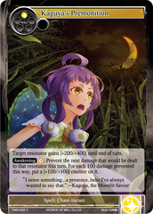 Kaguya's Premonition - TMS-006 - C - Foil