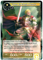 Tristan, the Knight of Sorrow - TMS-015 - U