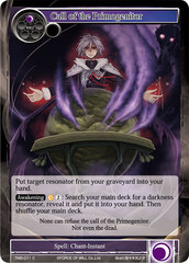 Call of the Primogenitor - TMS-071 - C - Foil on Channel Fireball