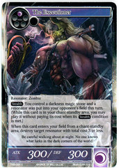 The Executioner - TMS-084 - C - Foil