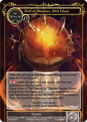 Orb of Disaster, Ifrit Glass - TMS-095 - R