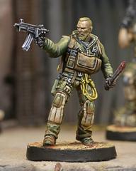 Airborne Ranger Regiment SMG (280178-0556)