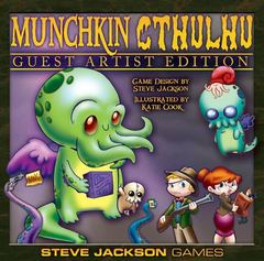 Munchkin Cthulhu: Guest Artist Edition (Special Order Item)