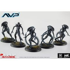 Alien vs Predator: Alien Infant Warriors Expansion