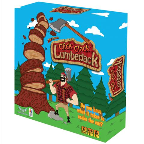 Click Clack Lumberjack 2.0
