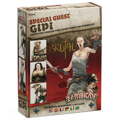 Zombicide: Special Guest Box - Gipi