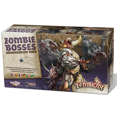 Zombicide: Bosses - Abomination Pack
