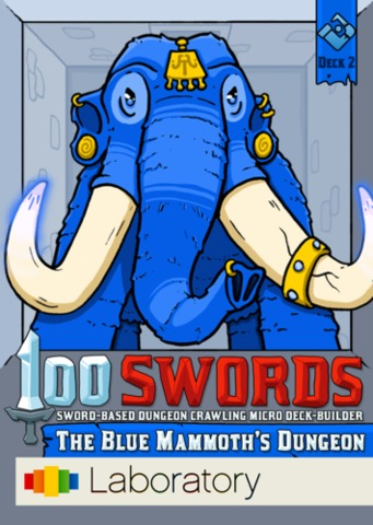 100 Swords: The Blue Mammoths Dungeon