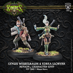 Lynus Wesselbaum & Edrea Lloryrr PIP 75065