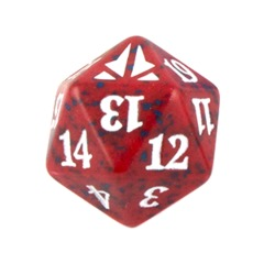 Magic Spindown Die - Oath of the Gatewatch - Red