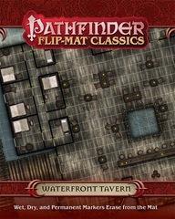 Pathfinder Flip-Mat Classics: Waterfront Tavern