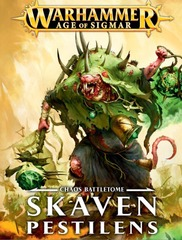 BATTLETOME: SKAVEN PESTILENS (HB)