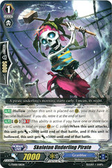 Skeleton Underling Pirate - G-TD08/011EN - TD