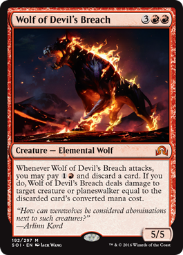 Wolf of Devils Breach