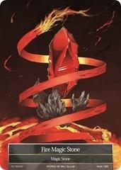 Fire Magic Stone - RL1603-2 - Full Art on Channel Fireball